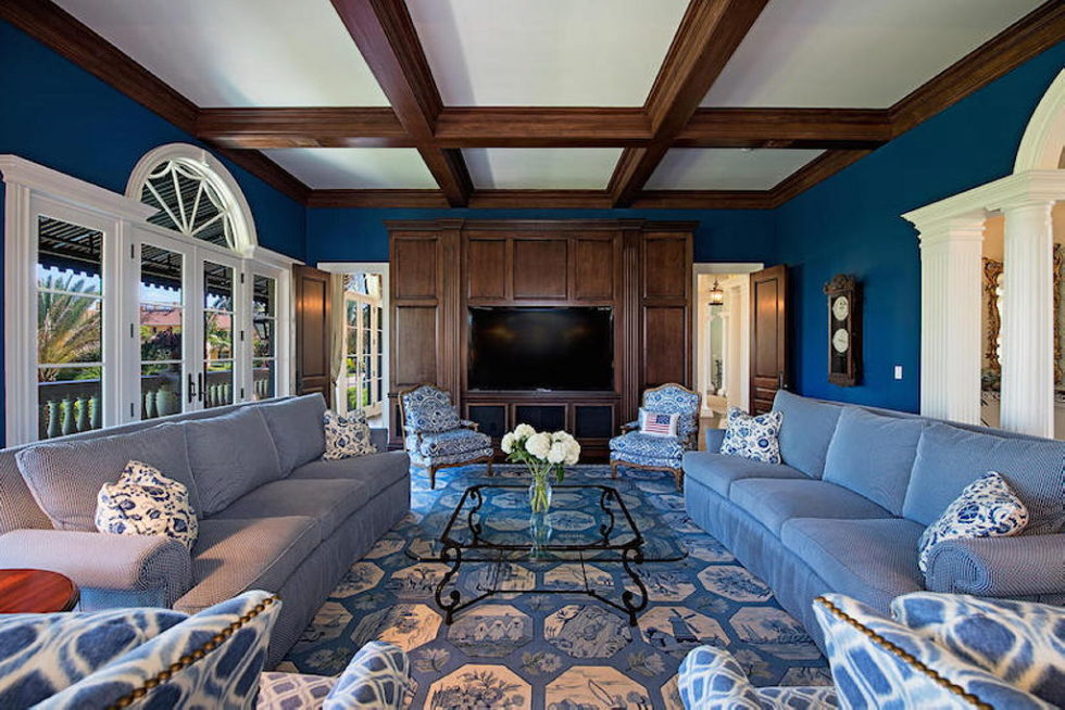 The luxury house for $ 8.3 million in Old Naples, USA 8