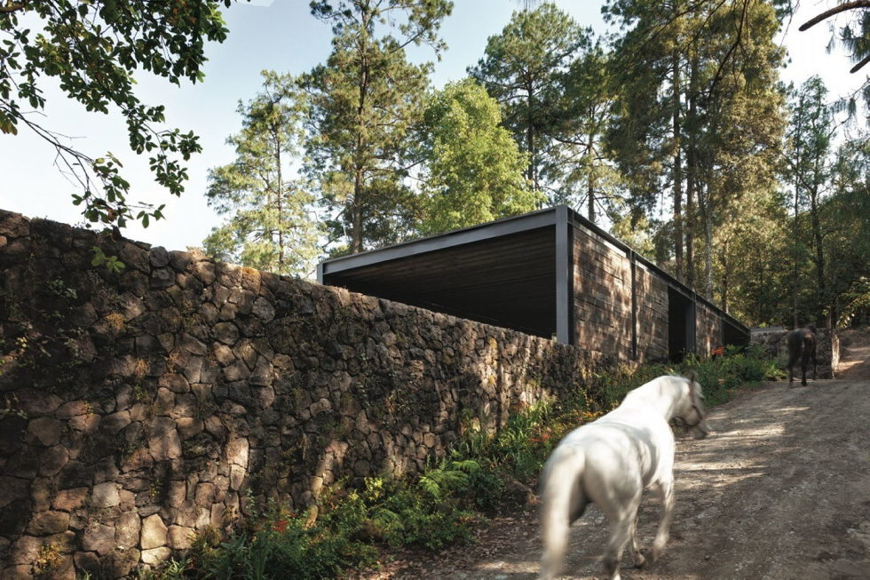 The mansion for holidays in Mexico from the CC Arquitectos company 13