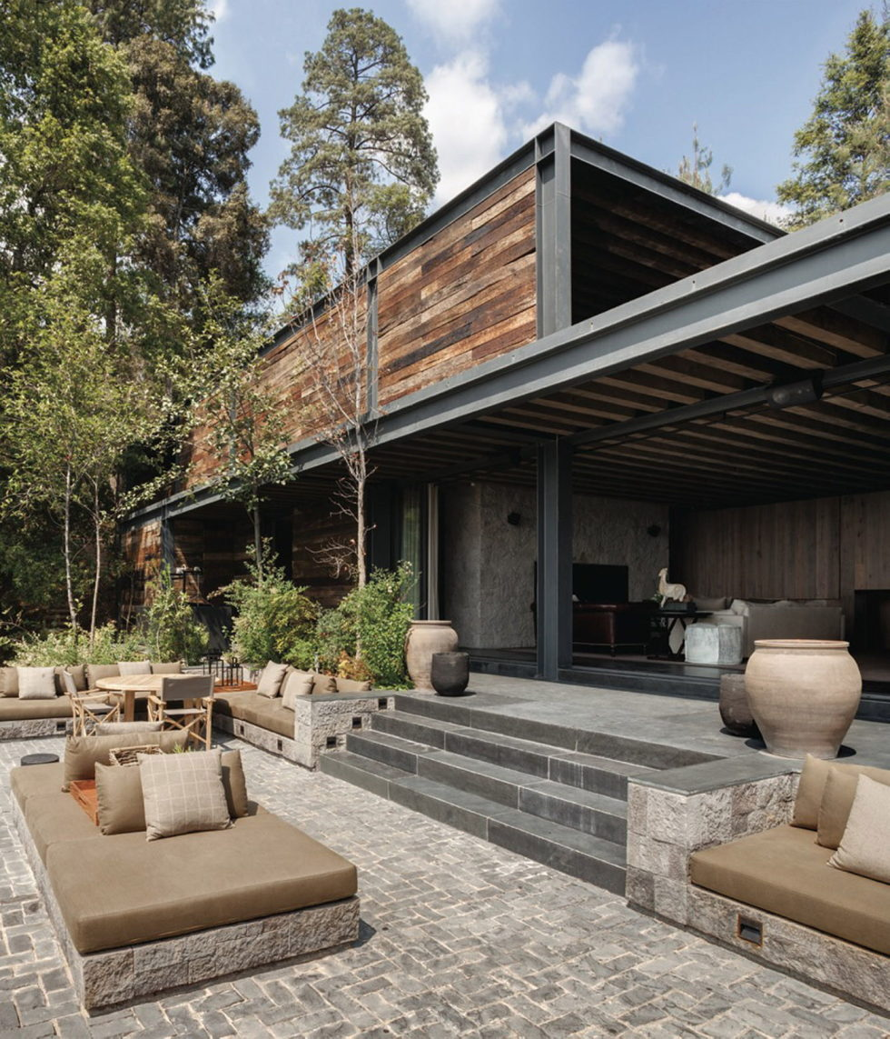 The mansion for holidays in Mexico from the CC Arquitectos company 2