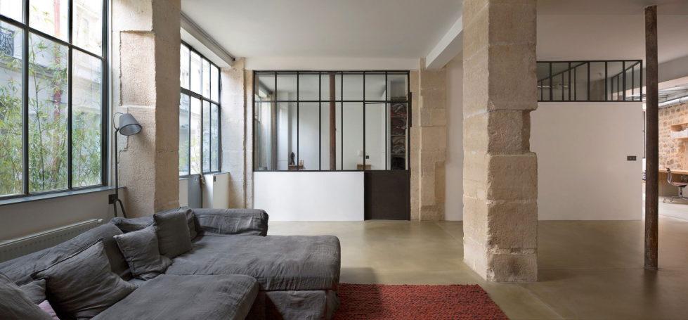 Unusual Loft In Paris From Maxime Jansens Studio 1