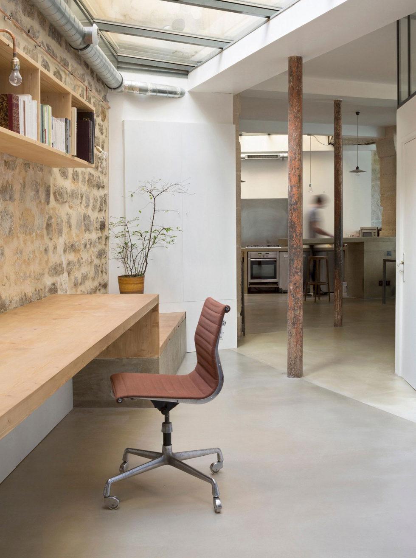 Unusual Loft In Paris From Maxime Jansens Studio 10