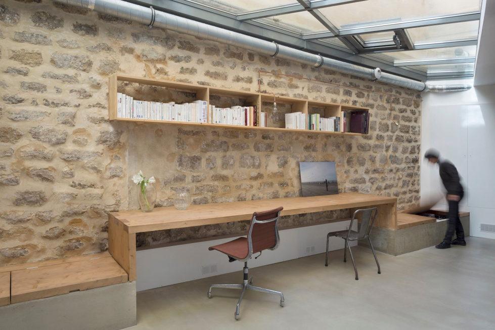 Unusual Loft In Paris From Maxime Jansens Studio 12