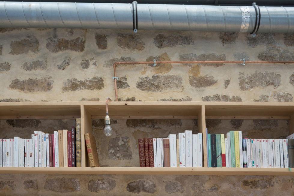 Unusual Loft In Paris From Maxime Jansens Studio 14
