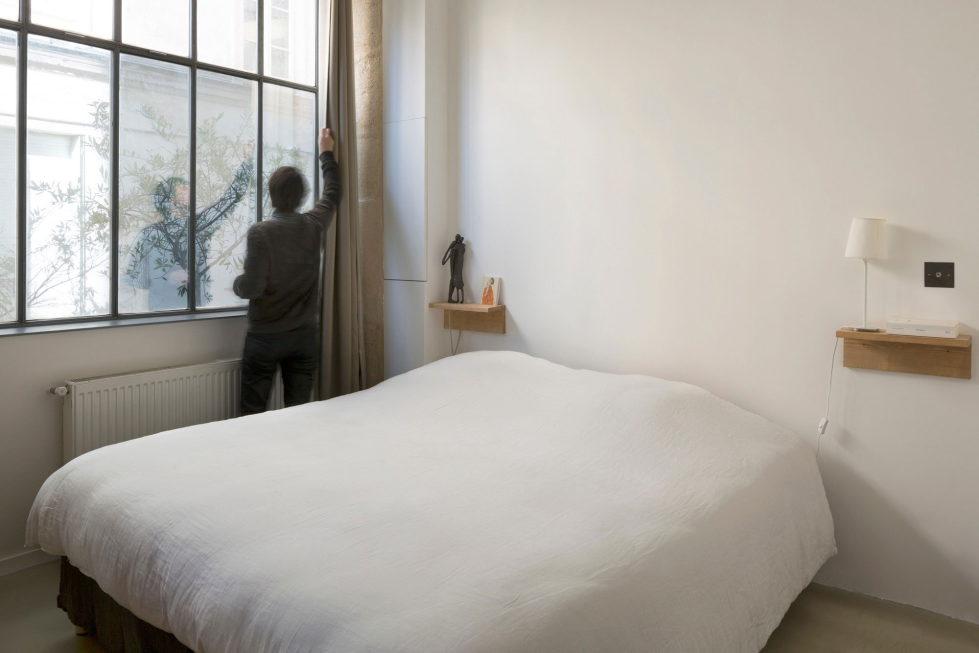 Unusual Loft In Paris From Maxime Jansens Studio 16