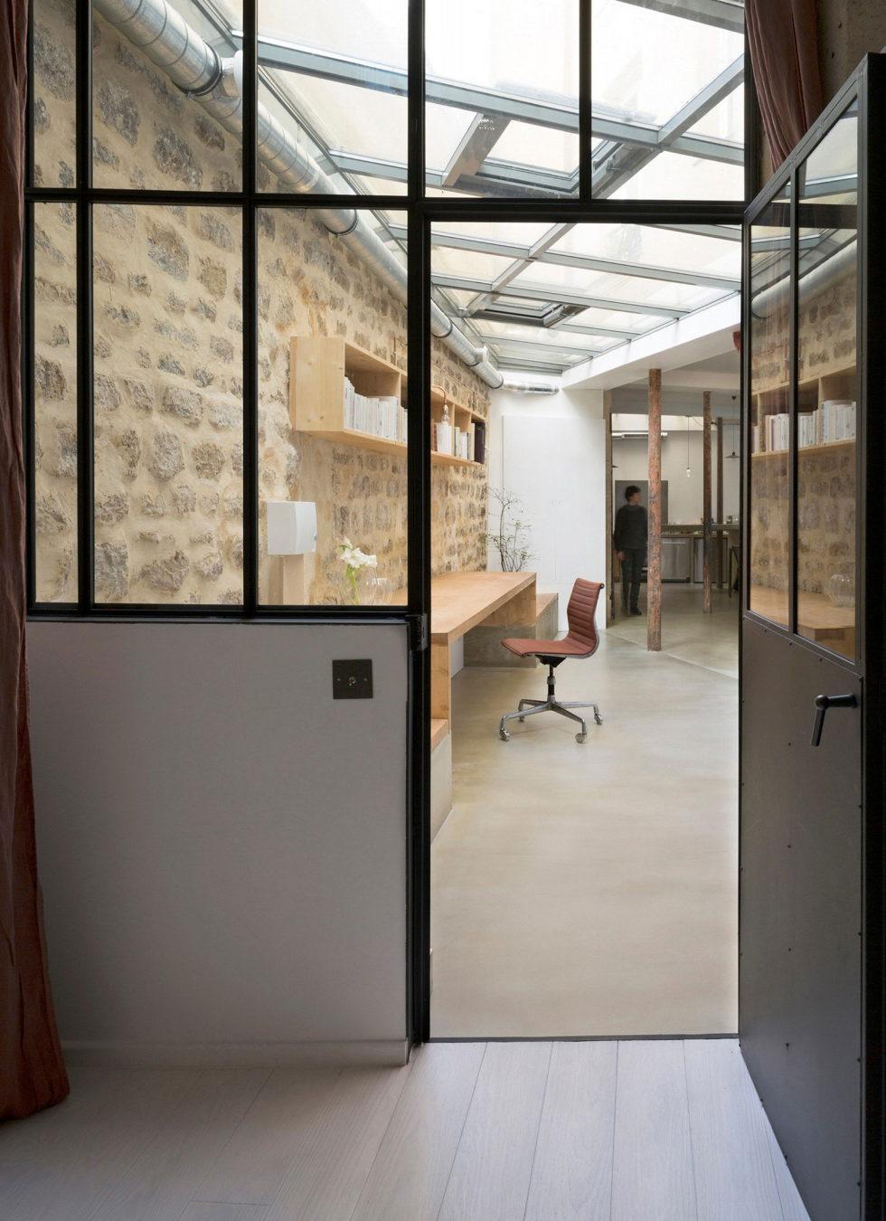 Unusual Loft In Paris From Maxime Jansens Studio 17