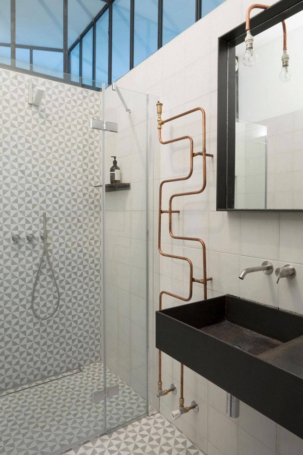 Unusual Loft In Paris From Maxime Jansens Studio 18