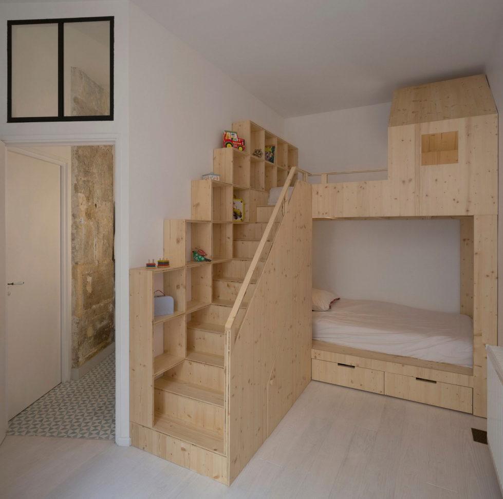 Unusual Loft In Paris From Maxime Jansens Studio 20
