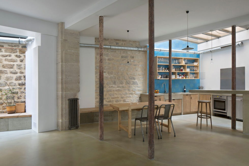 Unusual Loft In Paris From Maxime Jansens Studio 4