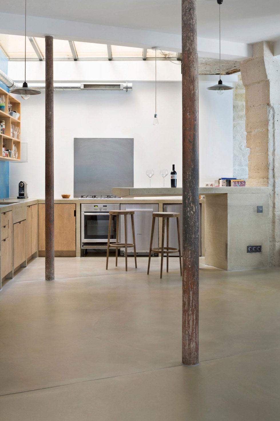 Unusual Loft In Paris From Maxime Jansens Studio 6