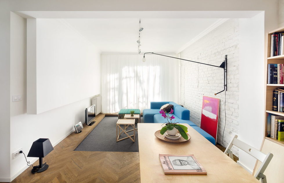 V01 Apartment In Sofia From dontDIY Project Bureau 17