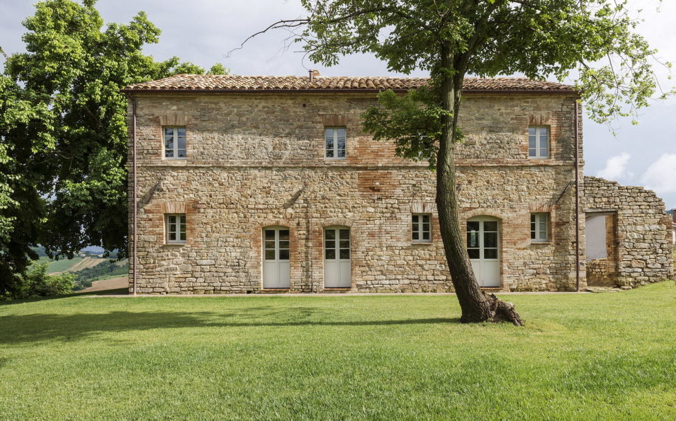 Villa Motelparo in Marche di Fermo from Roy David Studio 16