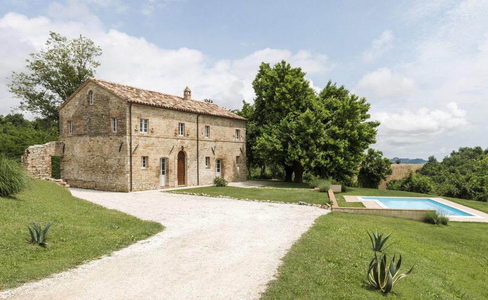 Villa Motelparo in Marche di Fermo from Roy David Studio 2