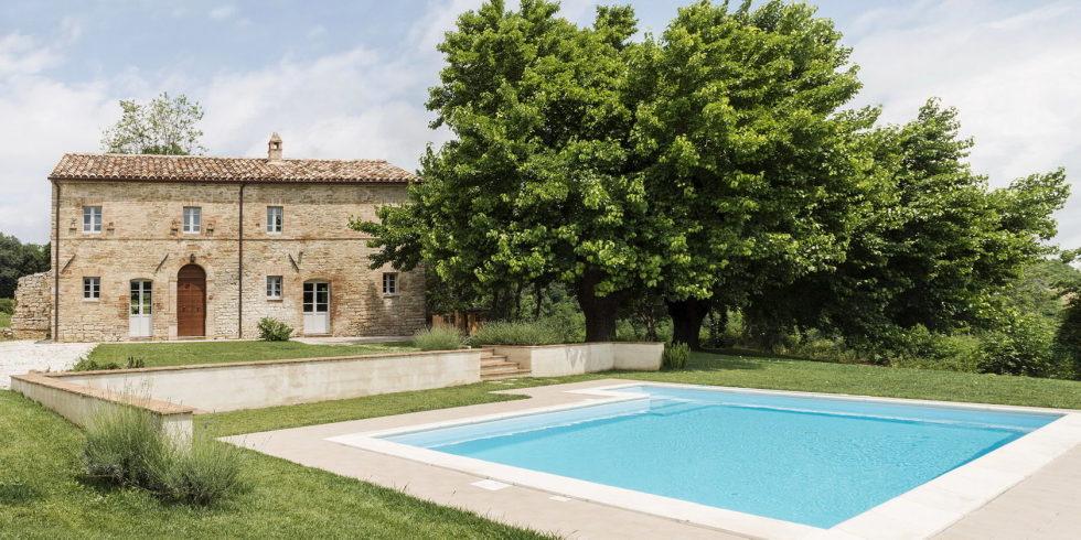Villa Motelparo in Marche di Fermo from Roy David Studio 3