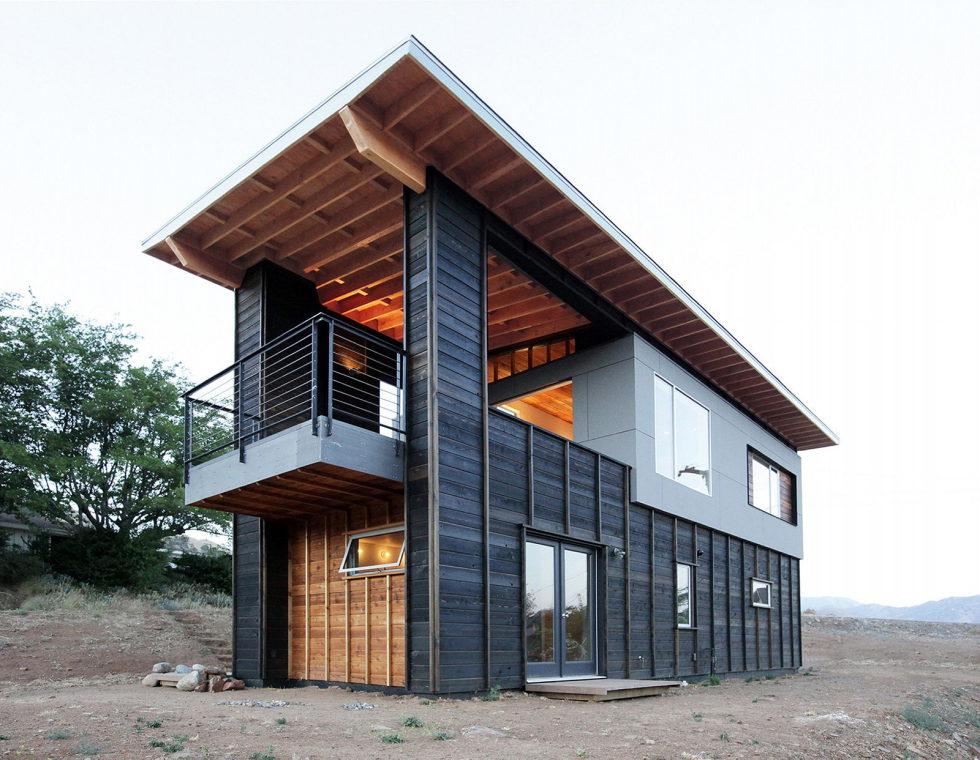 510 Cabin The Country House From Hunter Leggitt Studio In The USA 1