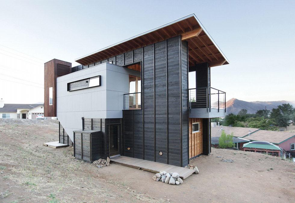 510 Cabin The Country House From Hunter Leggitt Studio In The USA 15
