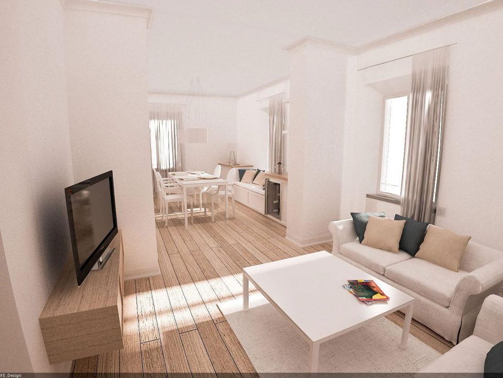 Apartment With Elegant Interior From Carlo Pecorini Studio 19