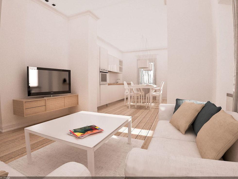Apartment With Elegant Interior From Carlo Pecorini Studio 20