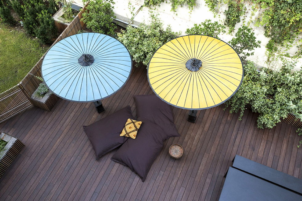 Apartments With Fabulous Garden In Turin From MG2 ARCHITETTURE 19