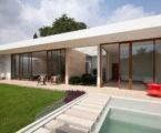 Casa Ocho Jardines Residency In Minimalism Style From Goko MX Studio