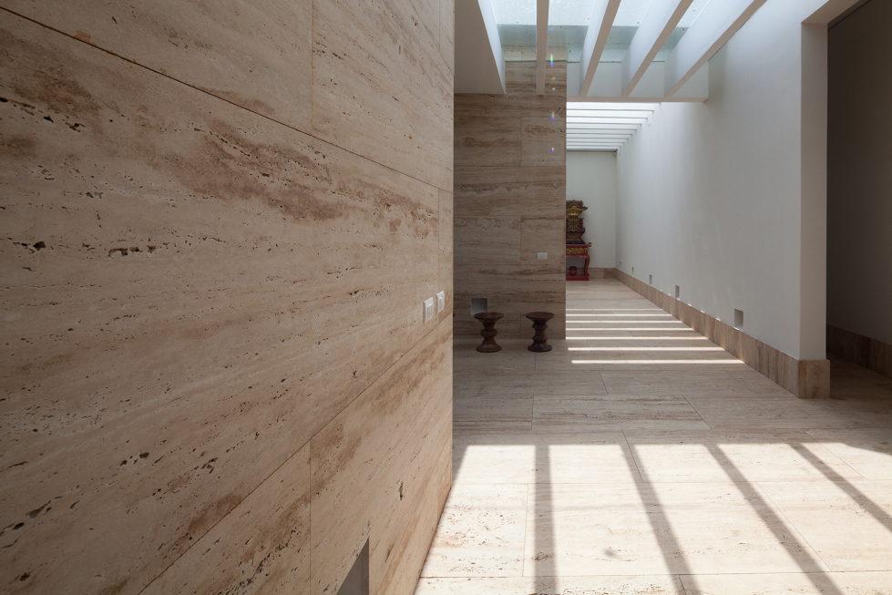Casa Ocho Jardines Residency In Minimalism Style From Goko MX Studio 11