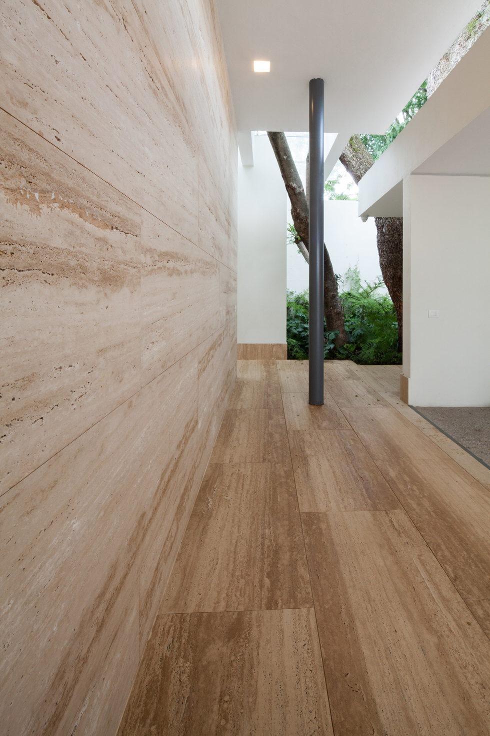Casa Ocho Jardines Residency In Minimalism Style From Goko MX Studio 12