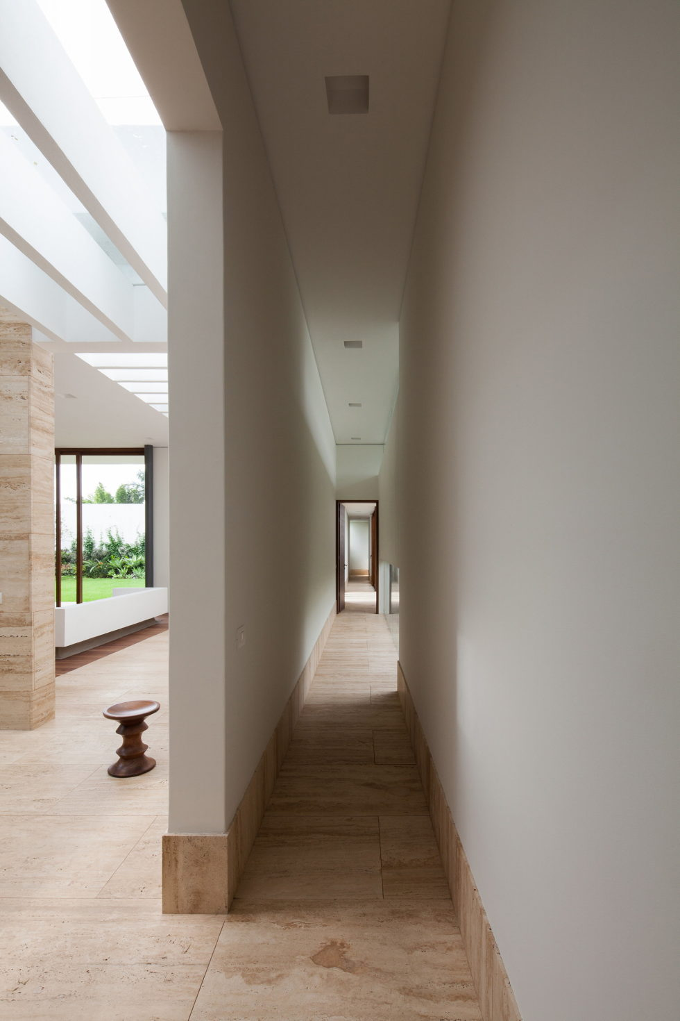 Casa Ocho Jardines Residency In Minimalism Style From Goko MX Studio 13