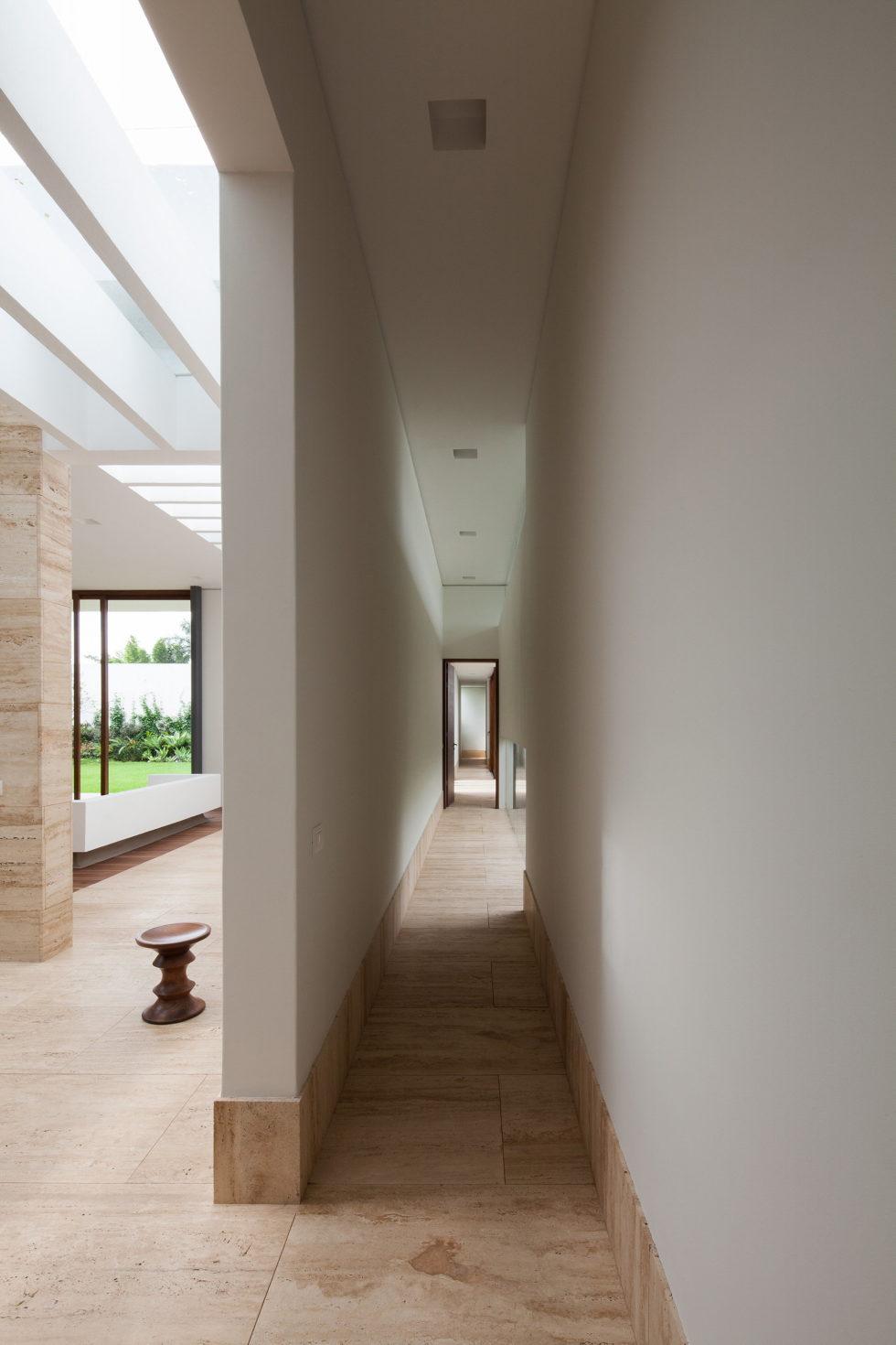 Casa Ocho Jardines Residency In Minimalism Style From Goko MX Studio 13