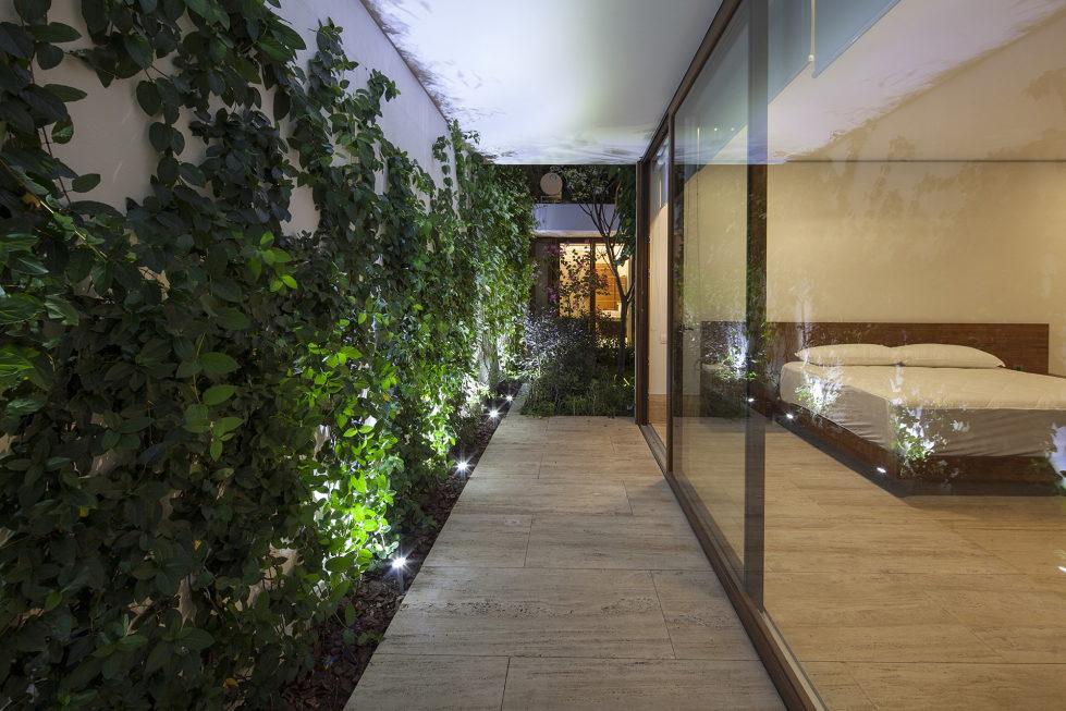 Casa Ocho Jardines Residency In Minimalism Style From Goko MX Studio 17