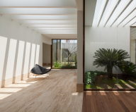 Casa Ocho Jardines Residency In Minimalism Style From Goko MX Studio