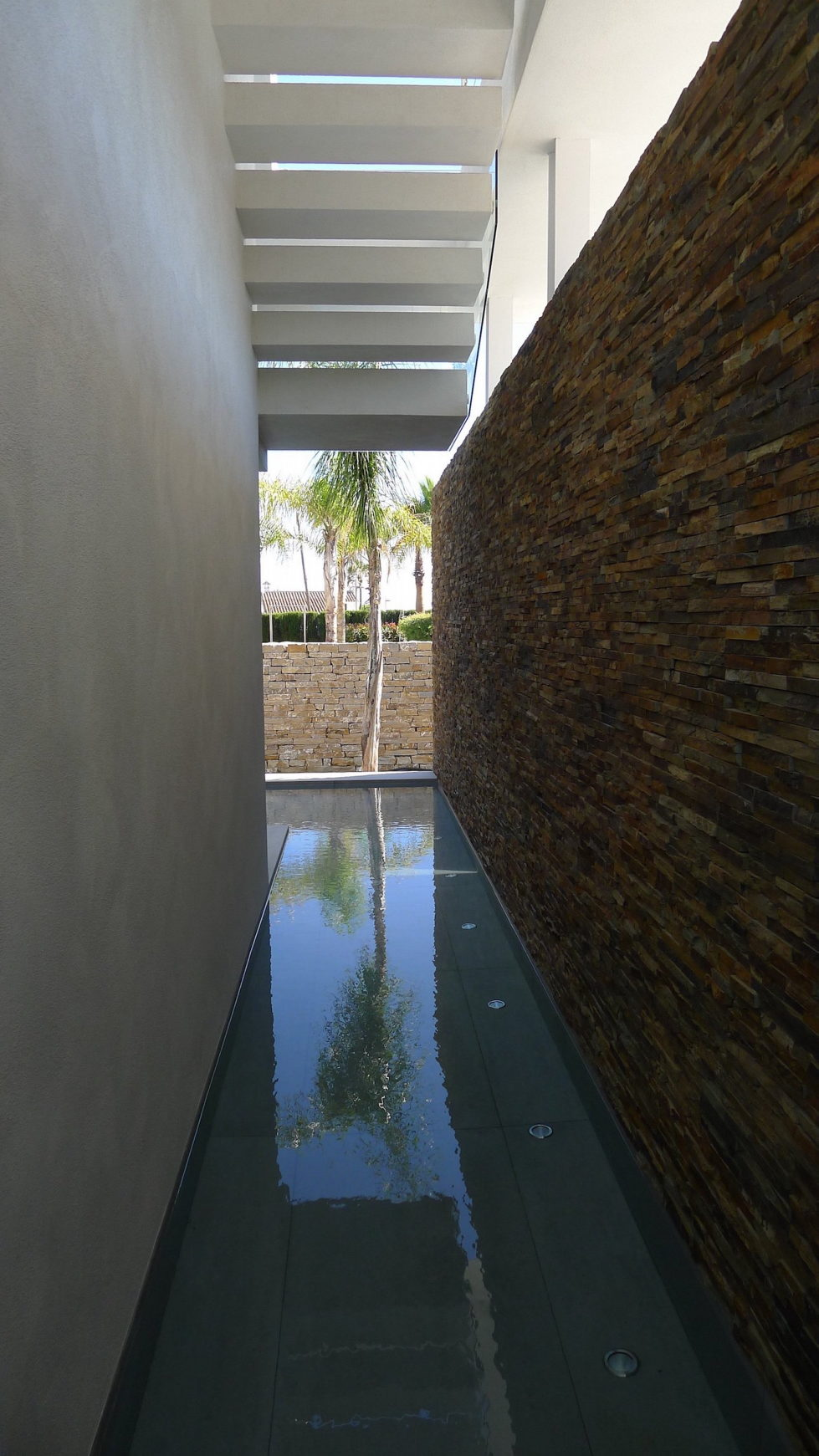 Cool Blue Villa In Spain Upon The Project Of 123DV Architect Company 15
