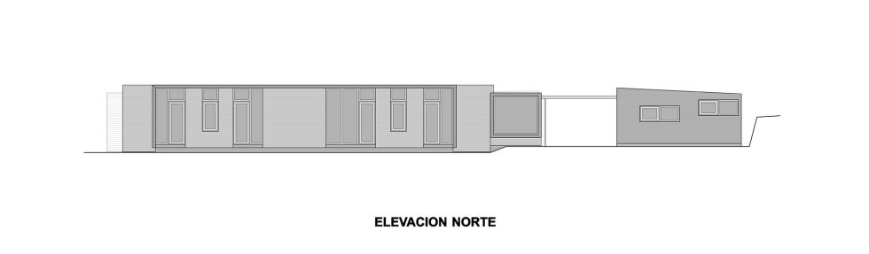 Cozy Family House From Planmaestro Studio On The Lake Shore In Chile - Plan 4