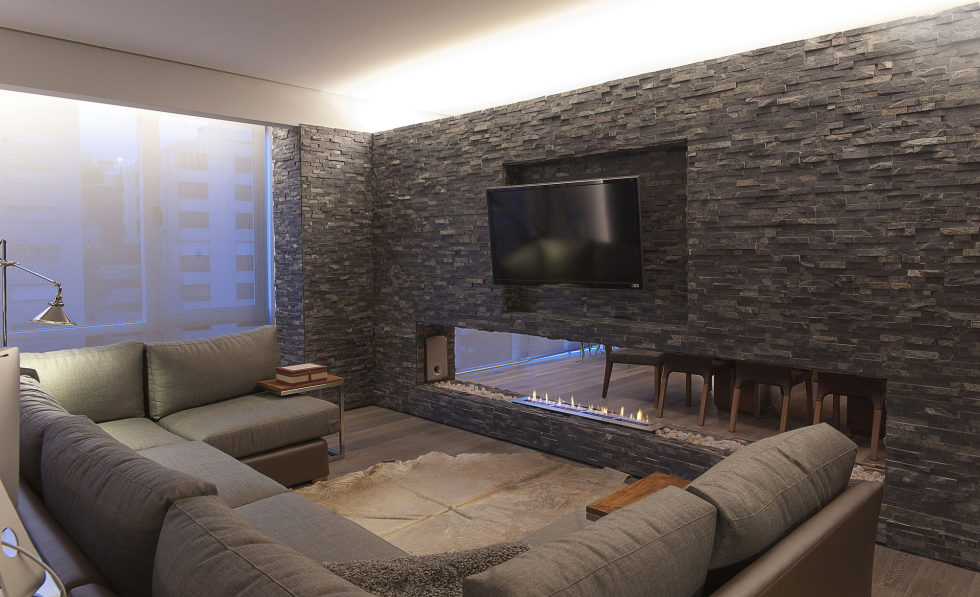 DL Apartment From Kababie Arquitectos Studio In Mexico City 3