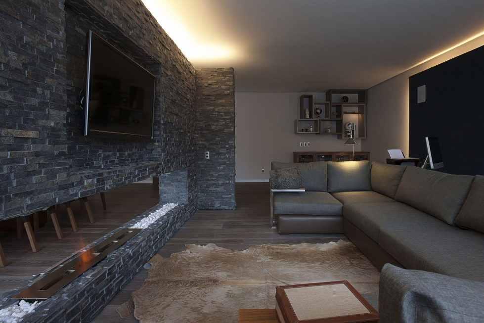 DL Apartment From Kababie Arquitectos Studio In Mexico City 5