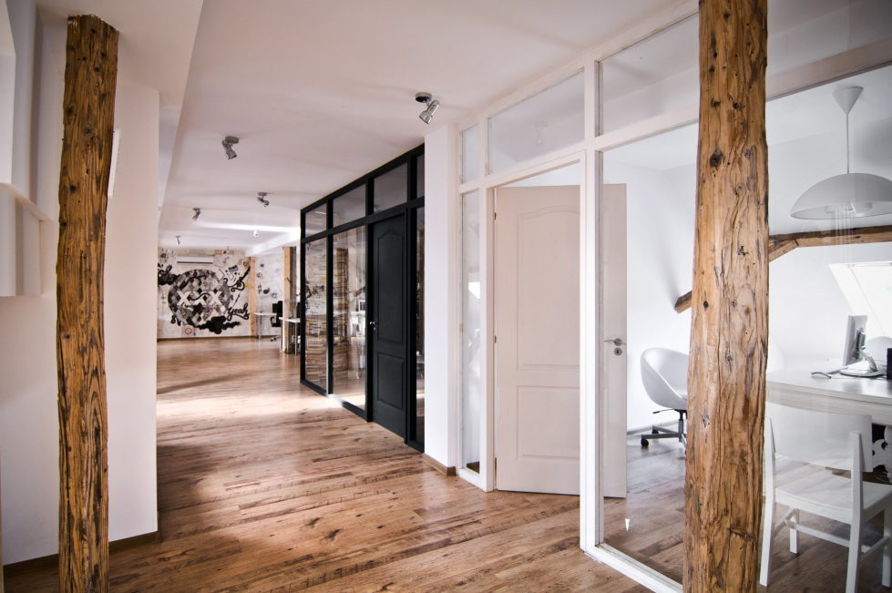 Design Of The X3 Studio Office In Timisoara (Romania) 4