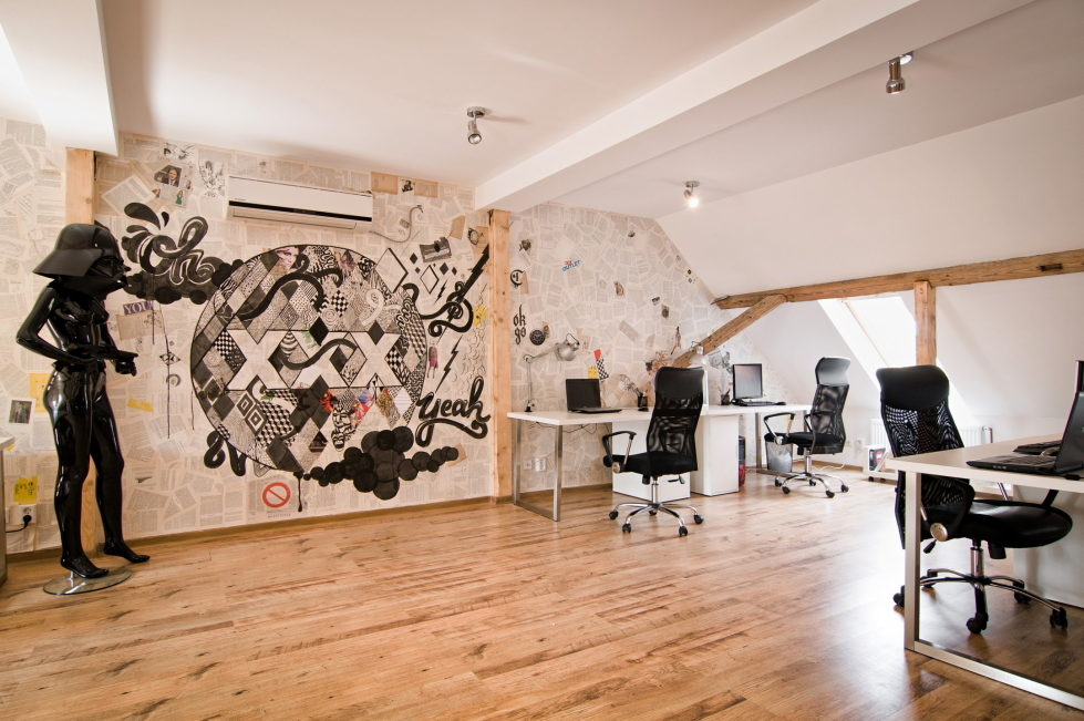 Design Of The X3 Studio Office In Timisoara (Romania) 5