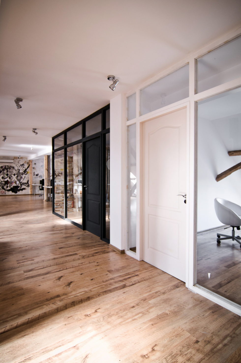 Design Of The X3 Studio Office In Timisoara (Romania) 6