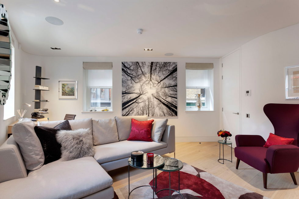 Flatiron House In London From FORM Design Architecture 1