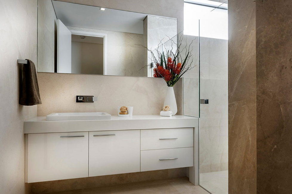Geraldine Street Cottesloe The Modern Private House Upon The Project Of Signature Custom Homes 13