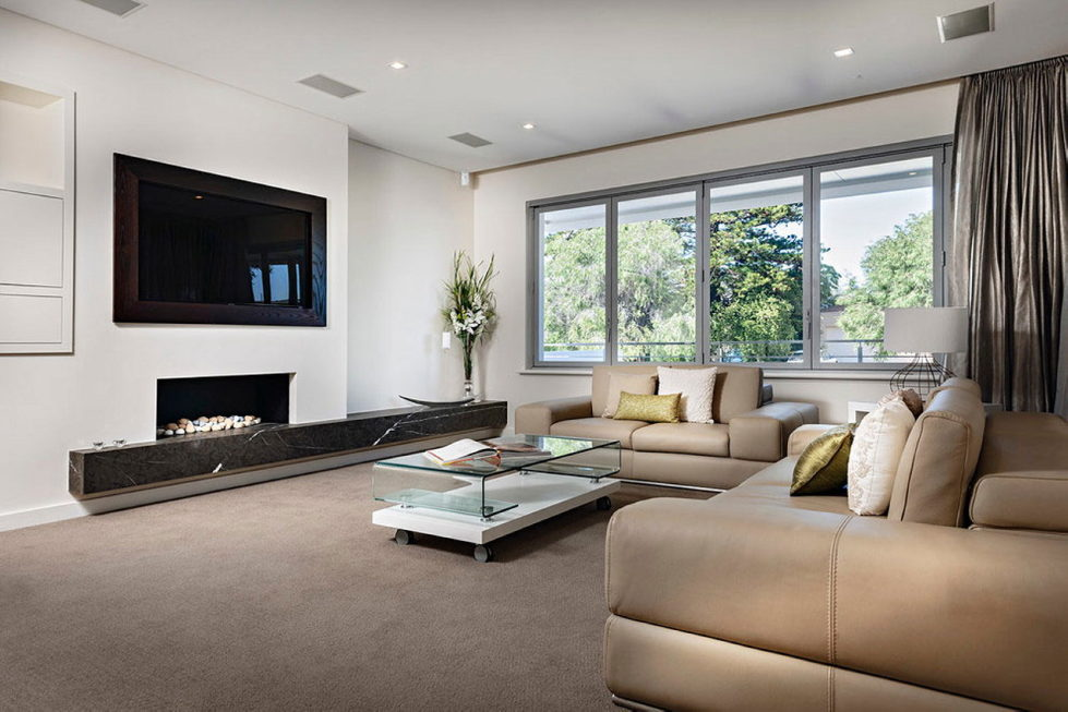 Geraldine Street Cottesloe The Modern Private House Upon The Project Of Signature Custom Homes 4