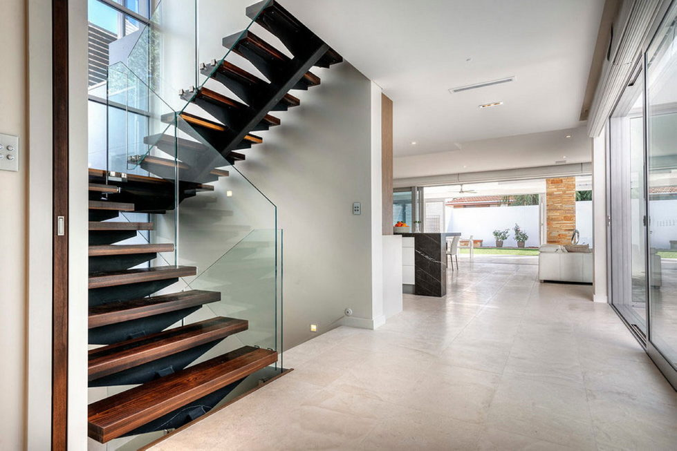 Geraldine Street Cottesloe The Modern Private House Upon The Project Of Signature Custom Homes 9