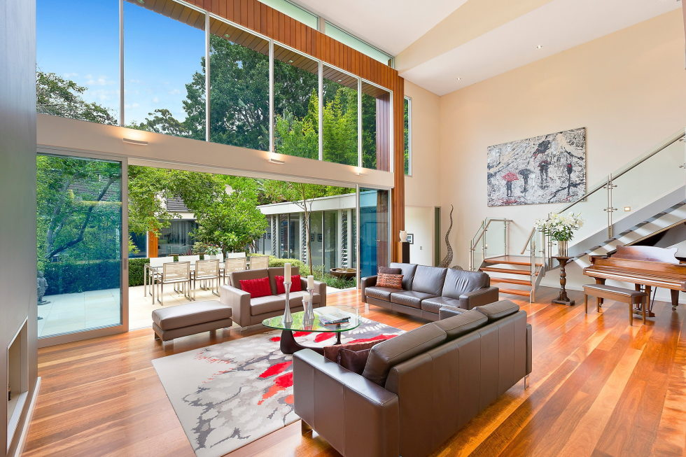 House With Splendid Interior At The Suburb Of Sydney, Australia, From Darren Campbell Architect Studio 1