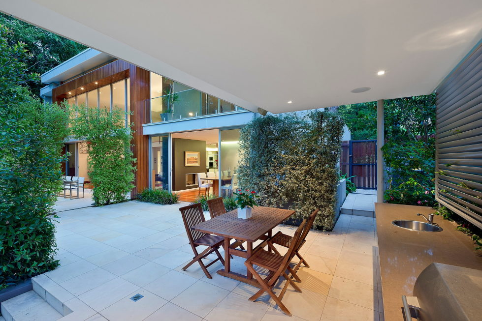 House With Splendid Interior At The Suburb Of Sydney, Australia, From Darren Campbell Architect Studio 11