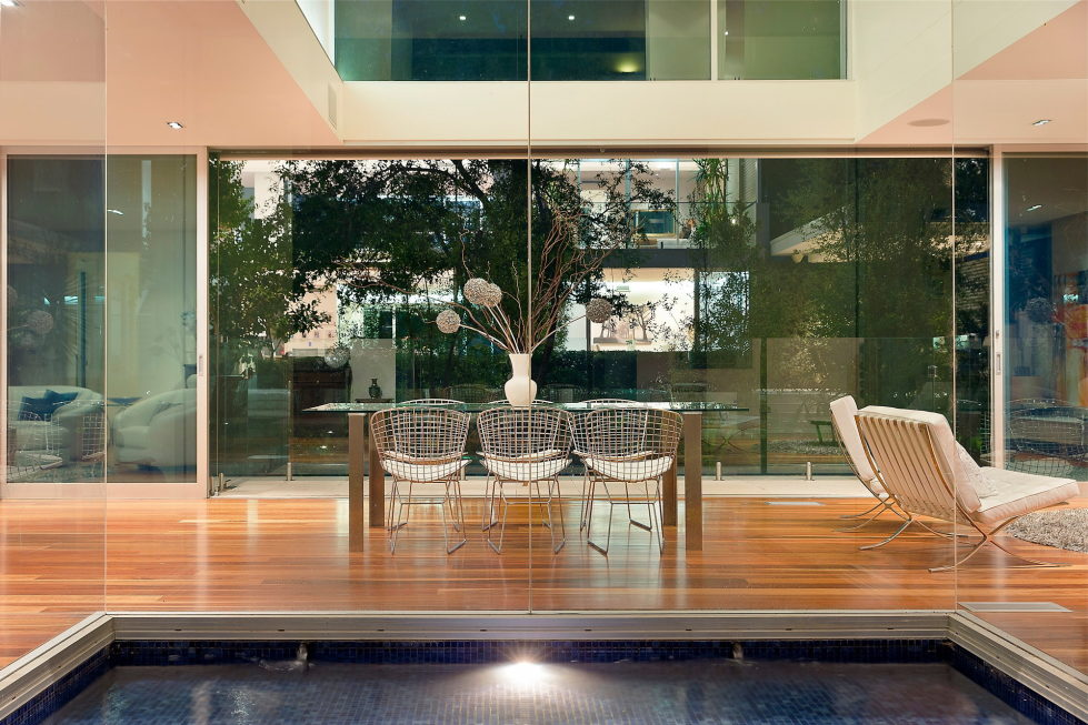 House With Splendid Interior At The Suburb Of Sydney, Australia, From Darren Campbell Architect Studio 12