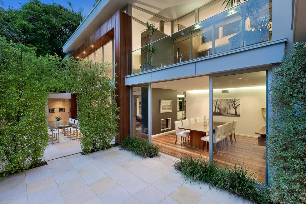 House With Splendid Interior At The Suburb Of Sydney, Australia, From Darren Campbell Architect Studio 13