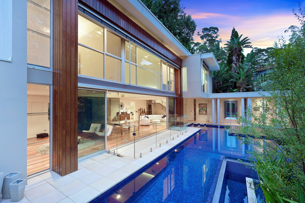 House With Splendid Interior At The Suburb Of Sydney, Australia, From Darren Campbell Architect Studio 14