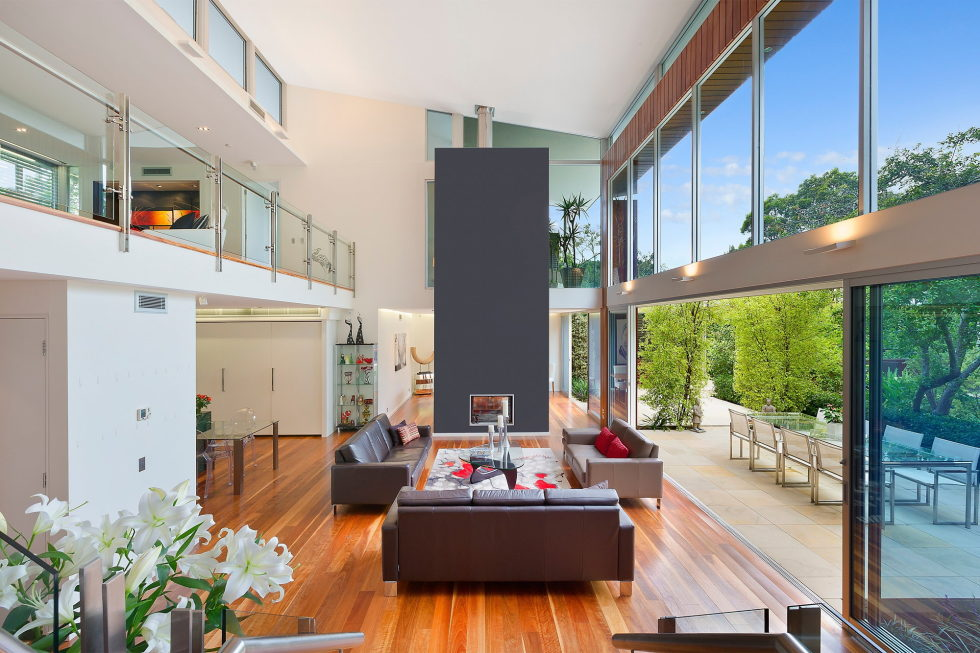 House With Splendid Interior At The Suburb Of Sydney, Australia, From Darren Campbell Architect Studio 4