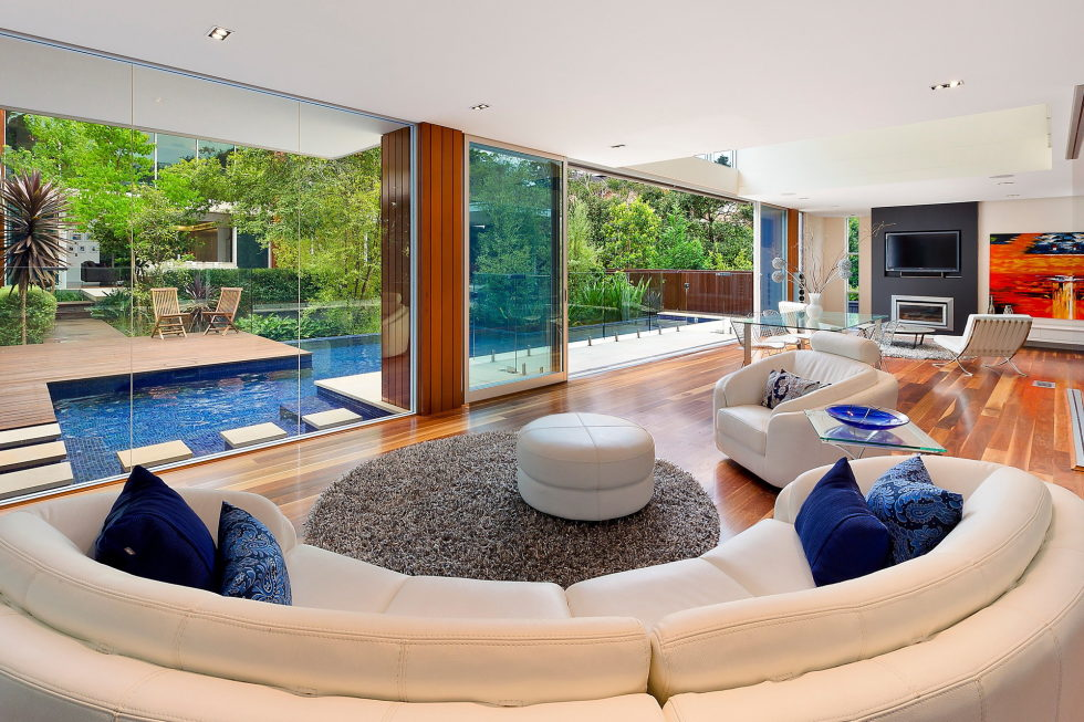 House With Splendid Interior At The Suburb Of Sydney, Australia, From Darren Campbell Architect Studio 5