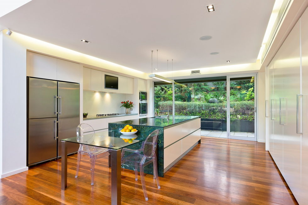 House With Splendid Interior At The Suburb Of Sydney, Australia, From Darren Campbell Architect Studio 6