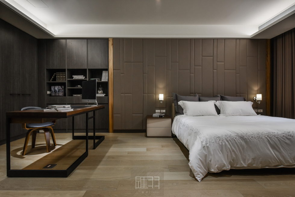 Interior Of The Apartment In Taiwan From Manson Hsiao, Hui-yu Interior Design Studio 17