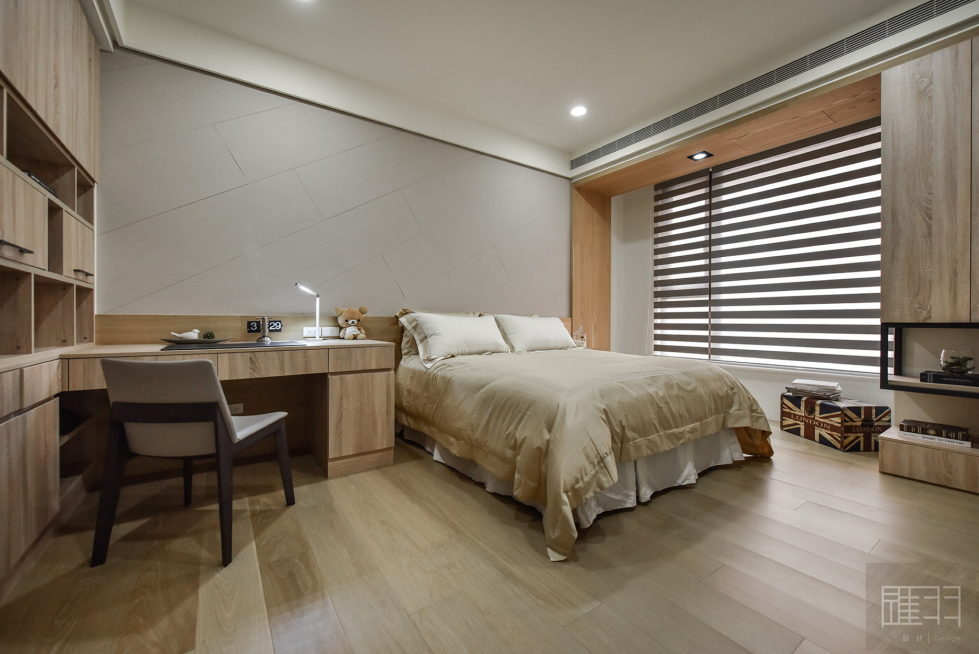 Interior Of The Apartment In Taiwan From Manson Hsiao, Hui-yu Interior Design Studio 19